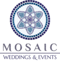 Mosaic Wedding Logo